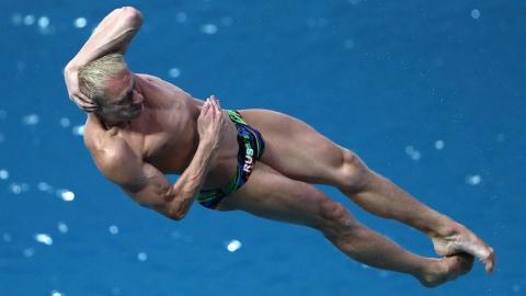 Саратовский прыгун в Шотландии выиграл «золото»