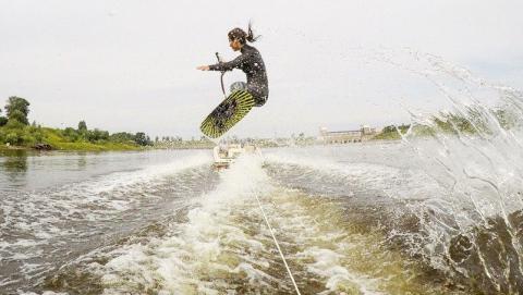 Саратовские воднолыжники стали третьими в России