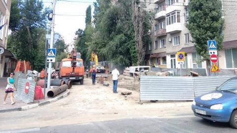 Энергетики информируют о временном перекрытии улицы Вольской