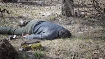 В Лесной республике найден зверски избитый мужчина
