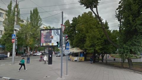 Саратовская полиция отказалась реагировать на ограбление павильона у Липок