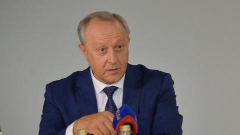 Акции саратовского губернатора пошли вниз