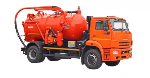 Автопарк «Концессий водоснабжения – Саратов» ожидает очередное пополнение спецтехники