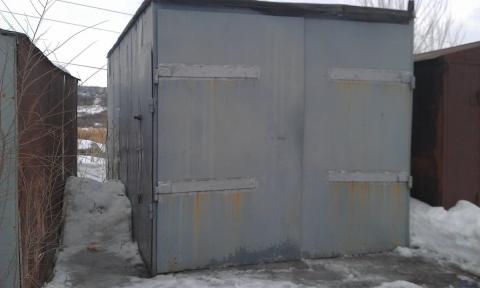 Мужчина распилил чужой гараж и сдал его на металлолом