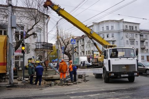 Дмитрий Астраханцев: «Специалисты компании и подрядных организаций сработали профессионально»