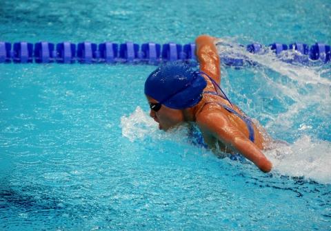 Саратовские паралимпийцы завоевали серебро на Кубке России по плаванию
