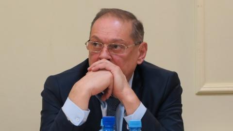 Александр Стрелюхин: Вопрос масок в регионе - не критичный