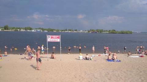 Официально в Саратовской области открыто шесть пляжей