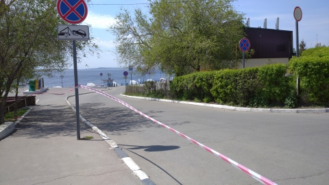 На набережной Саратова рецидивист ограбил отдыхающего