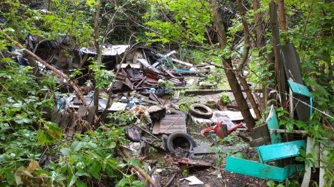 В Саратовской области волонтеры очищают  реки от мусора