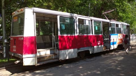 Завтра остановки трамваев из Мирного переулка перенесут на Вавилова