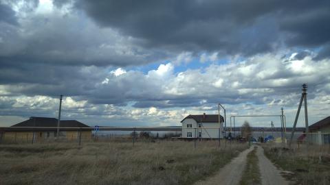 Небольшие дожди пройдутся по Саратовской области