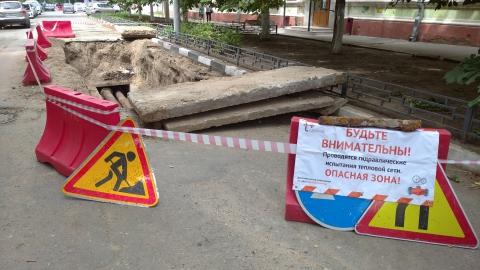 Улица в Октябрьском районе будет перекрыта в течение пяти дней