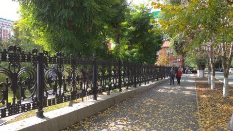 «Бабье лето» вскоре покинет Саратовскую область