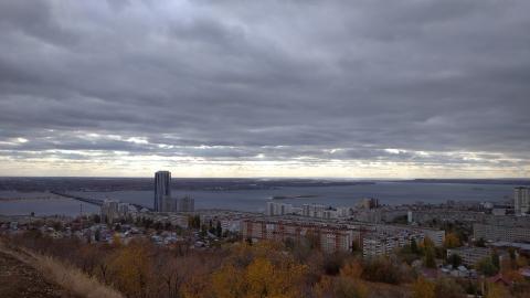 В Саратовской области наблюдается небольшое потепление