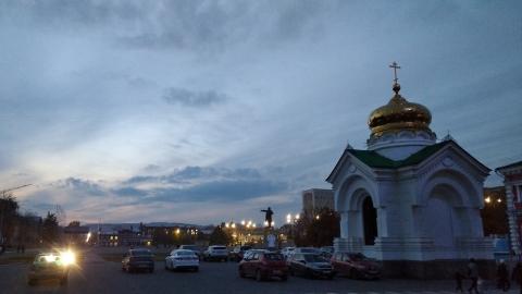 Ясная погода в Саратове сменяется на облачную
