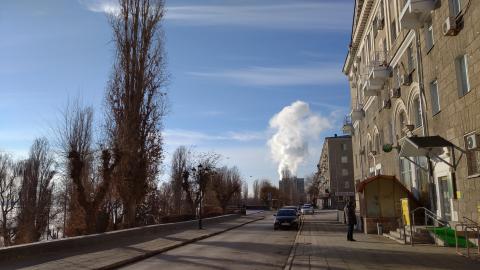 Верхний ярус набережной в Саратове стал пешеходной зоной