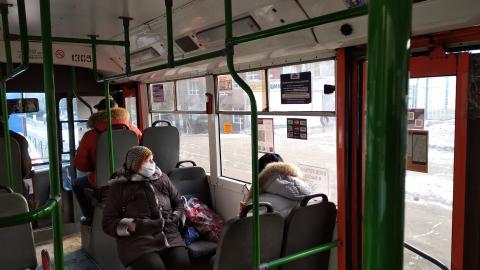 Сегодня троллейбус № 7 в Саратове вышел на маршрут