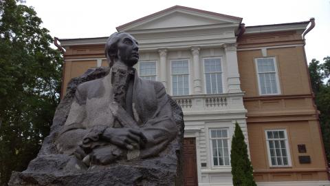 Радищевский музей примет участие в цифровой выставке Русского музея