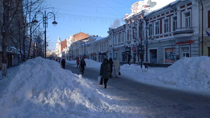 Ночные морозы скуют Саратов: на улице до -30