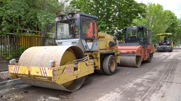 На Сокурском тракте отремонтируют часть дороги