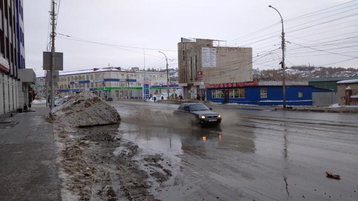 В Саратовской области наступит резкая оттепель