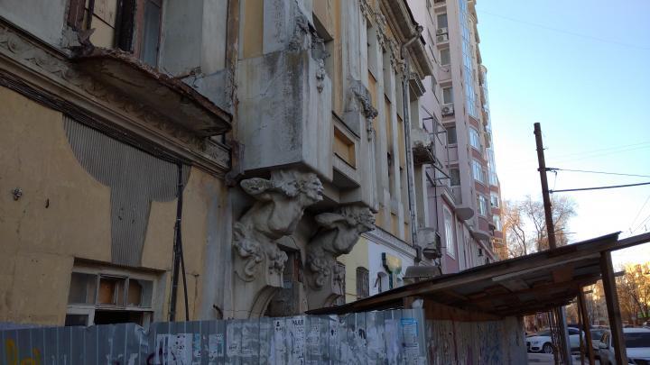 Мэр Саратова просит прокуратуру проверить застройщиков-разрушителей Дома Яхимовича