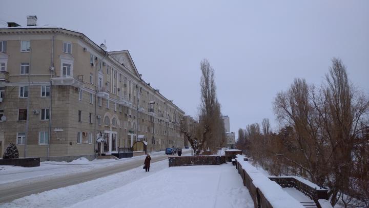 В Саратовской области морозы убивают коронавирус