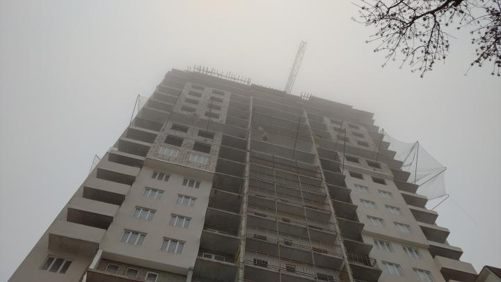 Легкое потепление и туман в Саратове