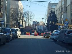 Энергетики досрочно завершили ремонт трубопровода на ул. Григорьева