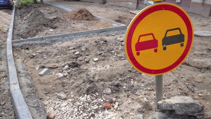 Масштабный ремонт дорог начался в двух районах Саратовской области