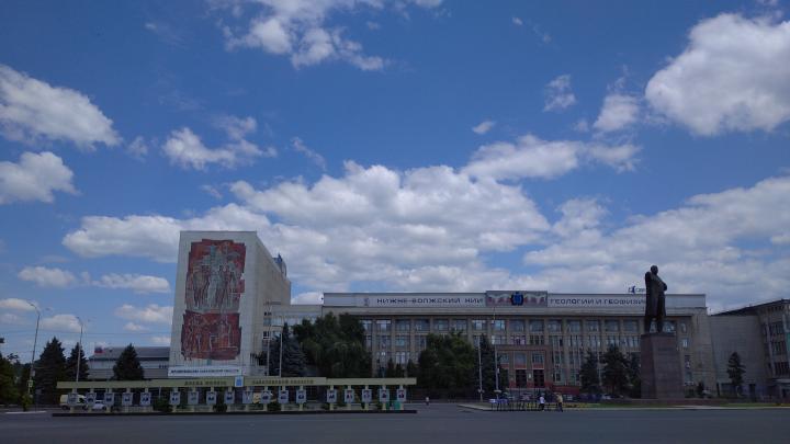 В августе на Театральной площади в Саратове снова начнутся ярмарки