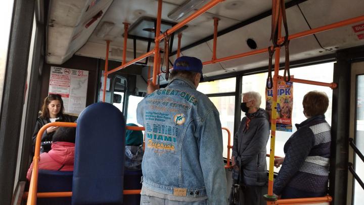 Меняется схема движения двух автобусных маршрутов