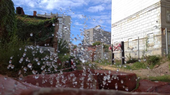 В Заводском районе и двух поселках Саратова отключат воду
