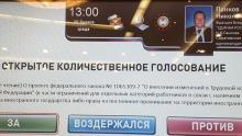 Панков: Депутаты и чиновники не могут и не должны иметь иностранное гражданство