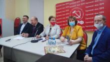 Николай Бондаренко: Готов посоревноваться с Володиным в Госдуме