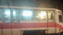 Два трамвайных маршрута встали в Октябрьском районе Саратова