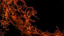 «Десятка» стала жертвой пожара в Духовницком районе