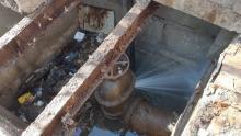 Жители Кировского и Ленинского районов останутся без холодной воды на 8 Марта