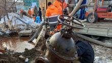 Прокуратура контролирует коммунальную аварию в Саратове