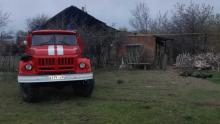 Пожилой житель Новоузенского района погиб из-за неосторожного обращения с огнем
