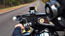 Мотоциклист сбил пешехода в Кировском районе Саратова