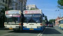 Автобусы перевезли 33,7 миллиона саратовских пассажиров