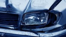 В ДТП на 50 лет Октября в Саратове погиб водитель Mercedes-Benz