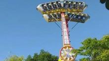 Прокуратура заинтересовалась аварией на «Камикадзе» в Городском парке Саратова | ВИДЕО
