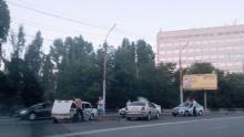 В аварии в Заводском районе пострадал водитель «шестерки»