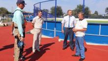 Панков: Передача спортивных объектов на областной бюджет поможет их достойно содержать и обслуживать