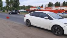 Две девочки пострадали в ДТП в Балаково