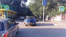 Трехлетнего мальчика сбил кроссовер на Кутякова в Саратове