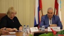 Антонов: Мы готовы своевременно принимать необходимые поправки в бюджет